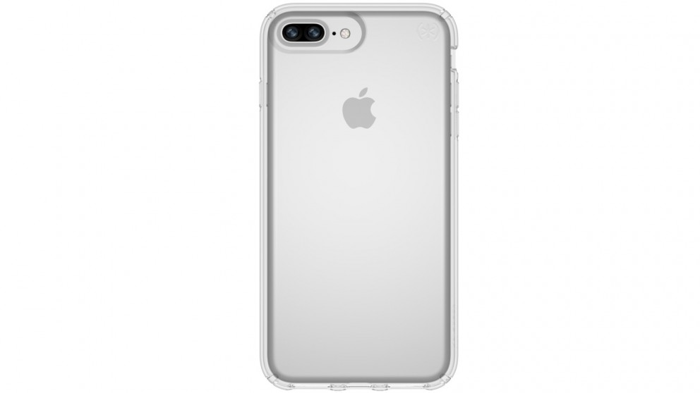 Speck Presidio Clear Case For Iphone  Plus Clear