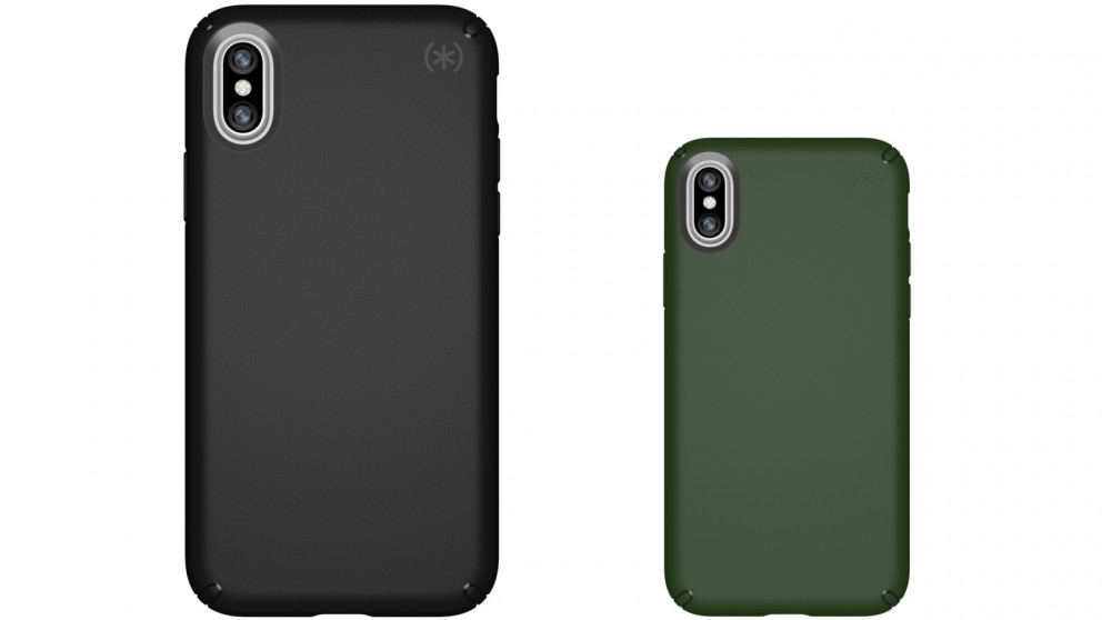 best service d6bdd 6c8d3 Speck Presidio Case for iPhone X