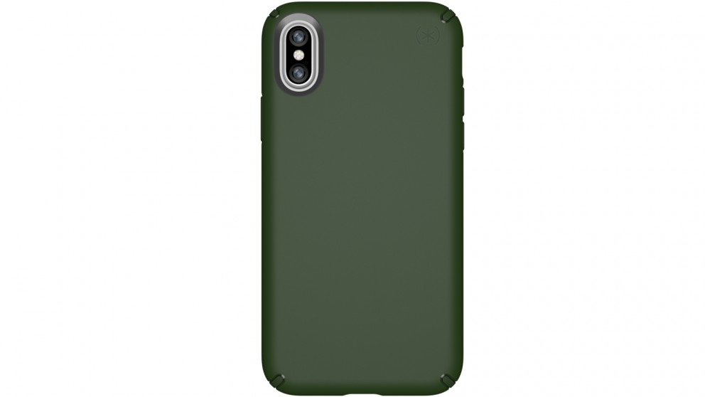 Speck Presidio Case for iPhone X - Dusty Green