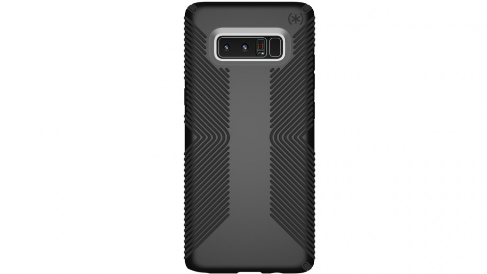 Speck Presidio Grip Case for Galaxy Note 8 - Black