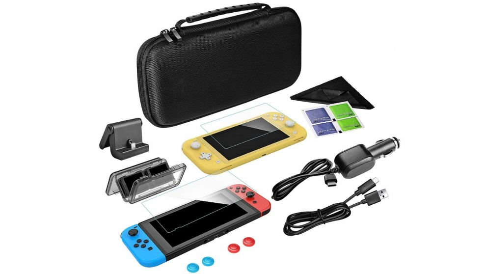 Red1 Nintendo Switch Complete Starter Pack