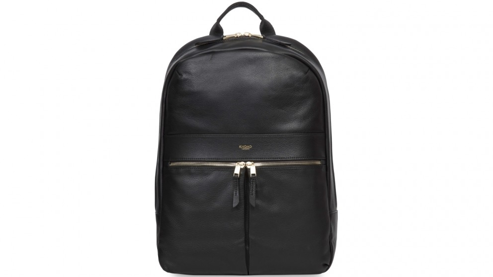 85a291443b3 Knomo Mayfair Luxe Beaux 14-inch Backpack - Black