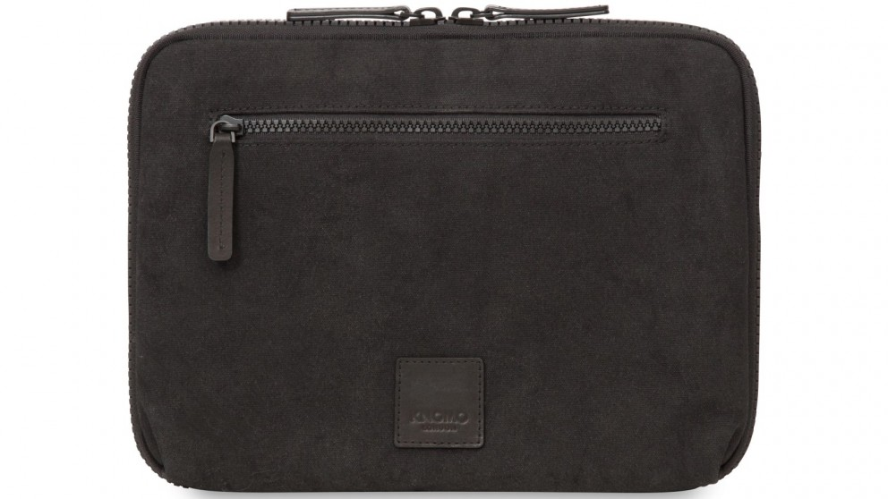 """Knomo Fulham Knomad II 10"""" Portable Organiser - Black"""