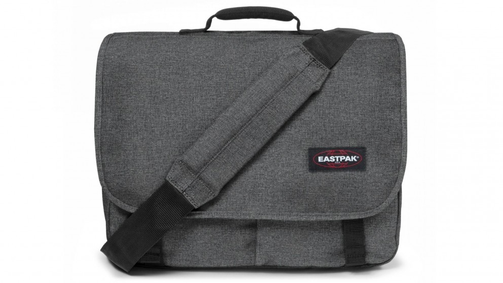 Buy Eastpak Senior Laptop Bag - Black Denim  3c68fc45cf87
