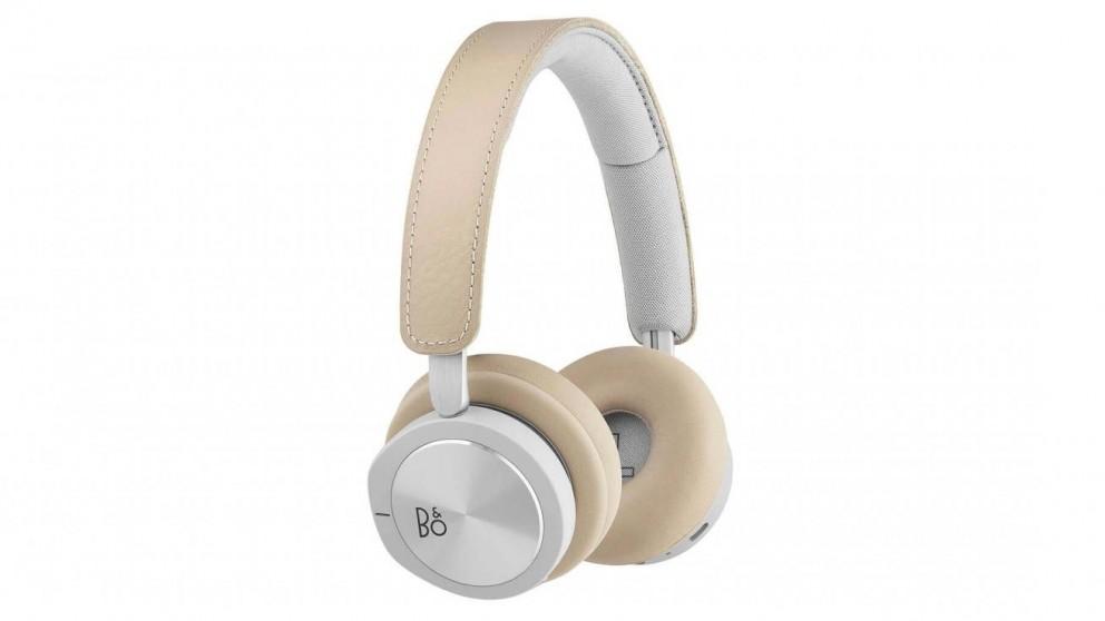 325836d9307 Buy Bang & Olufsen BeoPlay H8I Wireless On-Ear Headphones - White   Harvey  Norman AU