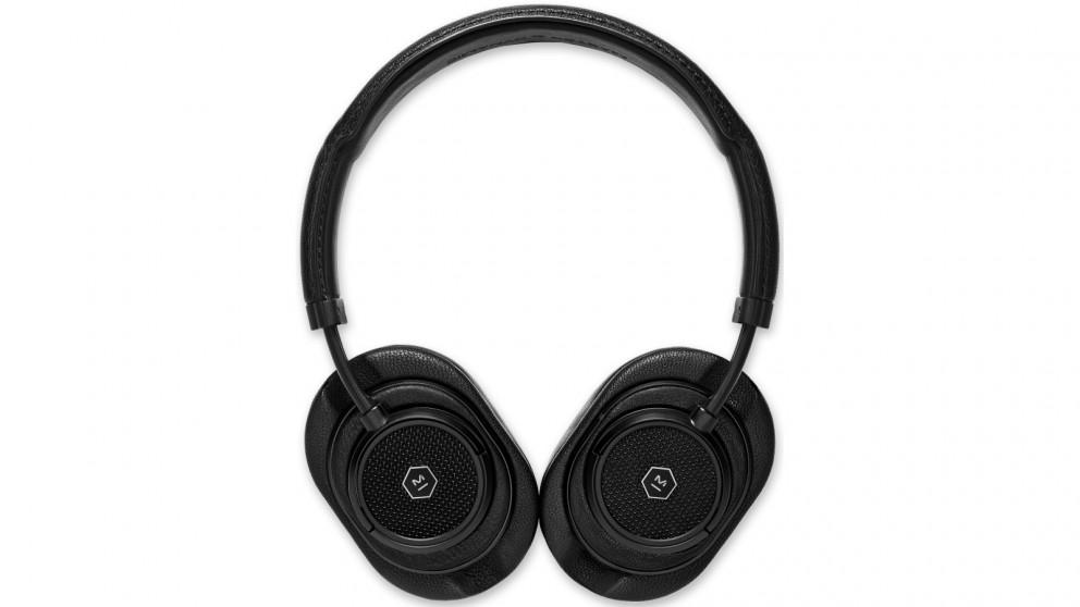 2bba56cfa2b Buy Master and Dynamic MW50+ True Wireless On-Ear Headphone - Black |  Harvey Norman