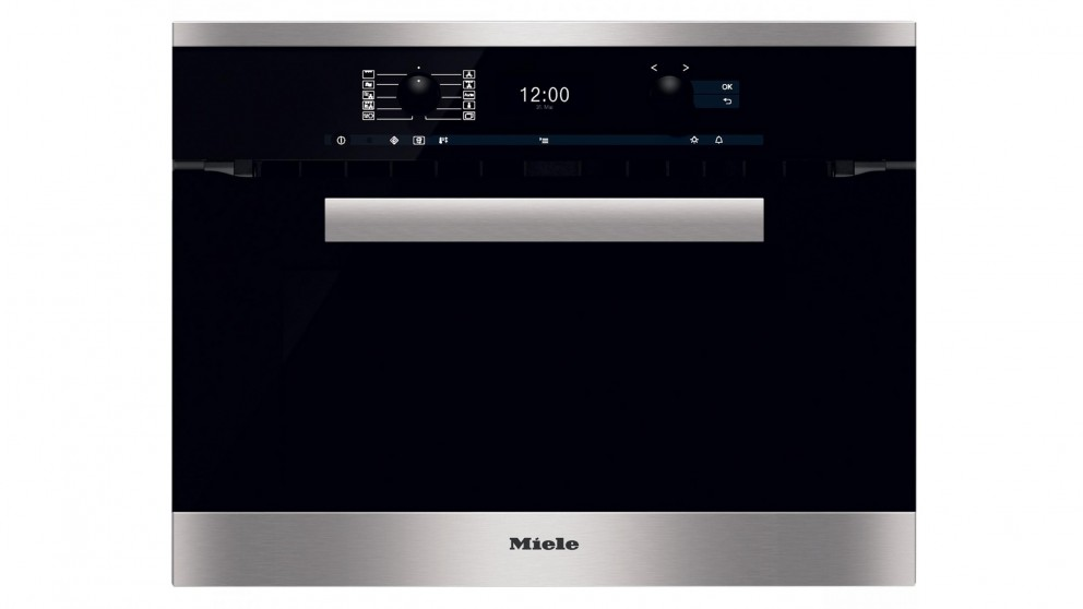 Miele Ovens And Cooktops ~ Buy miele built in oven with microwave harvey norman au