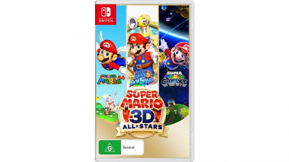 Super Mario 3D All Stars - Nintendo Switch