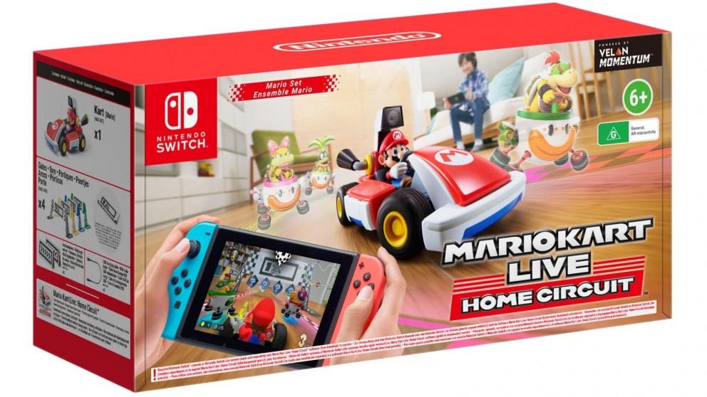 Mario Kart Live: Home Circuit Mario Set - Nintendo Switch