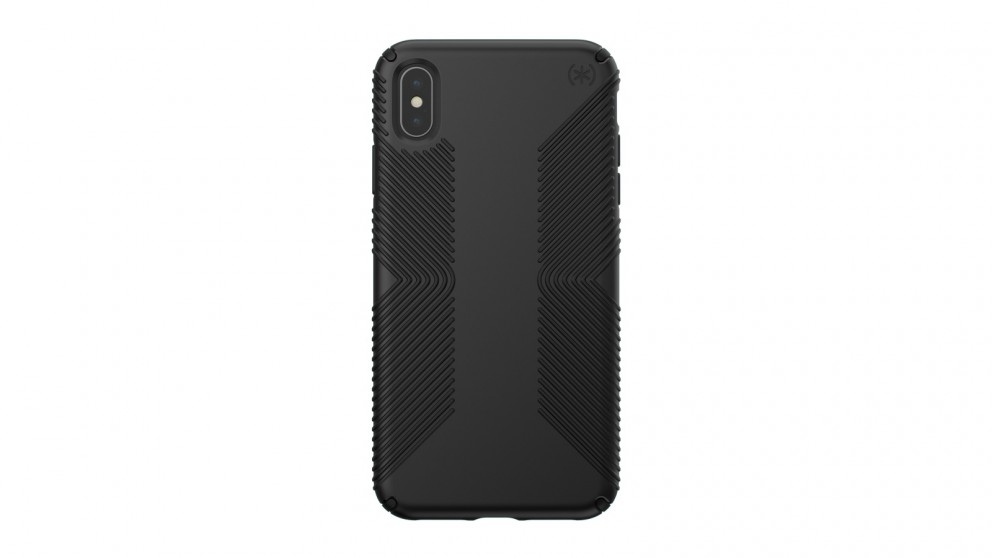 info for 2ee6a b3846 Speck Presidio Grip Case for iPhone XS Max - Black