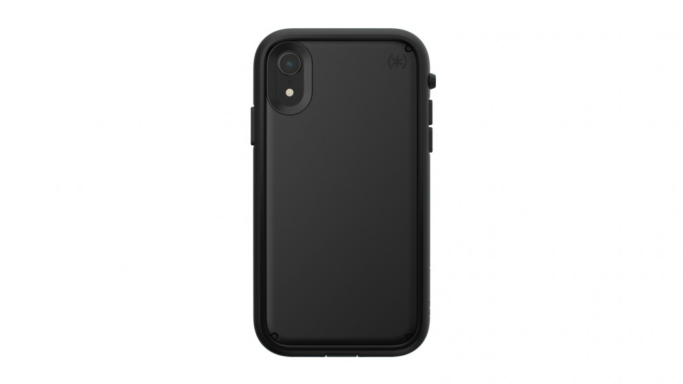 pretty nice 593a6 dae7d Speck Presidio Ultra Case for iPhone XR - Black