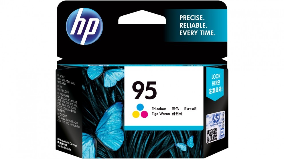 HP 95 Ink Cartridge - Tri-Colour