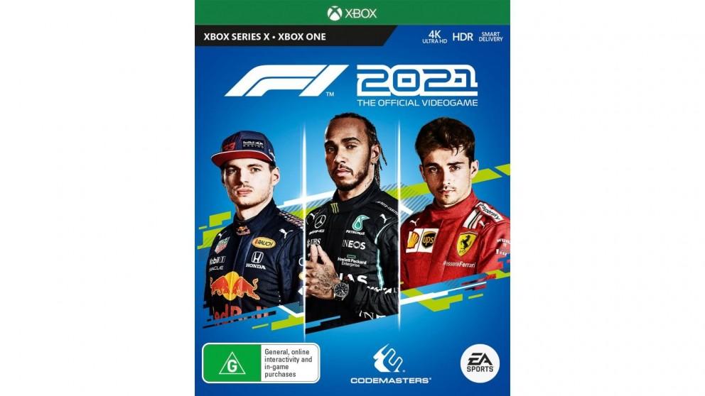 F1 2021 - Xbox Series X