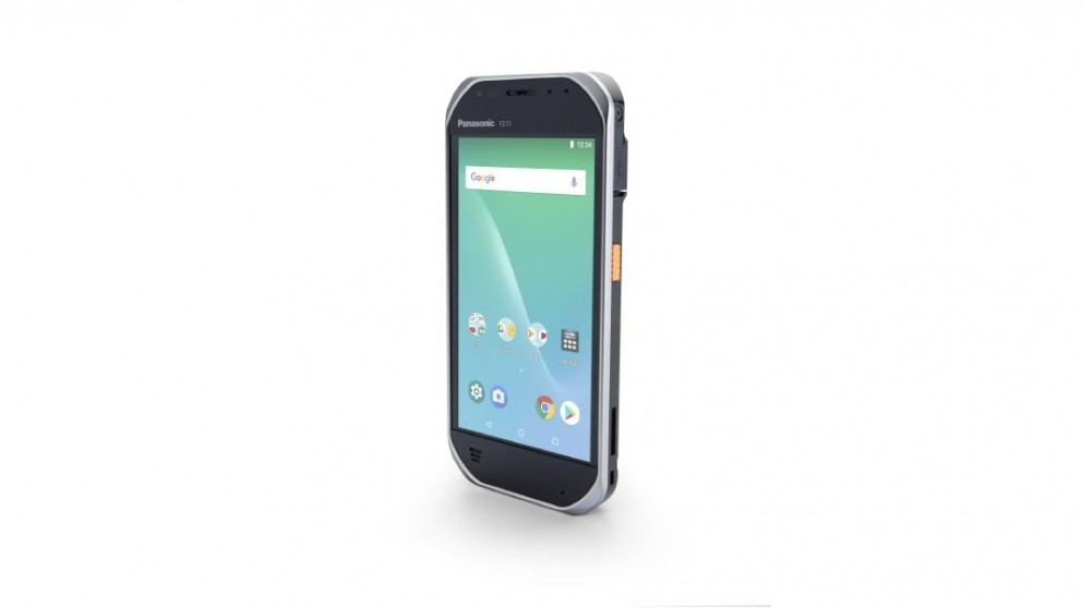 "Panasonic Toughpad FZ-T1 5""' Mk1 4G/12 Point Satellite GPS/Barcode Reader/Android 8.1"