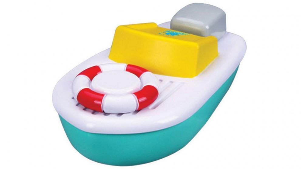 BB Junior Splash N Play Twist & Sail Motorboat