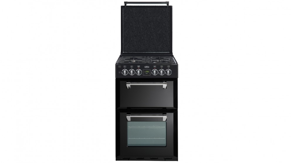 Belling 540mm Mini Richmond Freestanding Range Cooker - Black