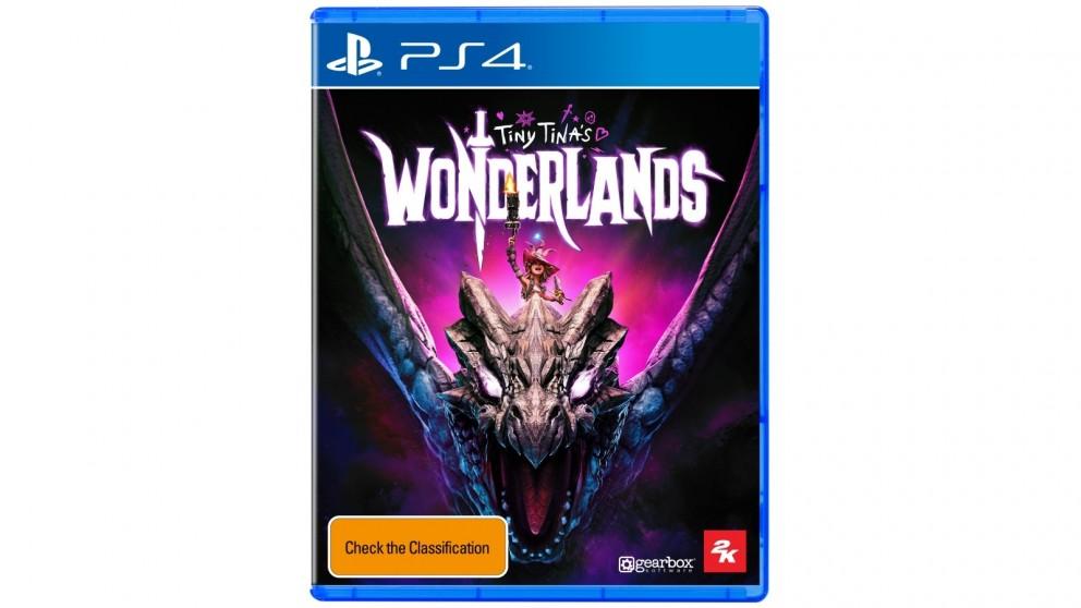 Tiny Tina's Wonderlands - PS4