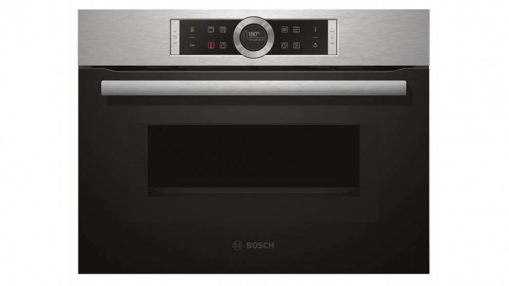 buy bosch 45l series 8 combination microwave oven harvey norman au. Black Bedroom Furniture Sets. Home Design Ideas