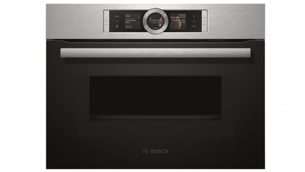 Bosch 45L 8 Series Compact Microwave Oven