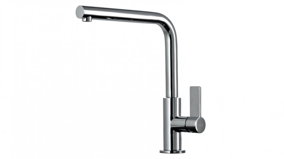 Gessi Emporio Spout Kitchen Mixer - Brushed Nickel