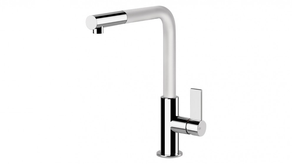 Buy Gessi Emporio Pull Out Spout Kitchen Mixer - Chrome | Harvey ...
