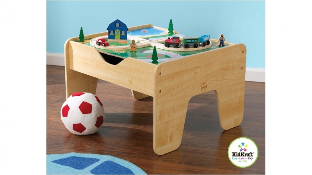 KidKraft 2 In 1 Activity Table And Board