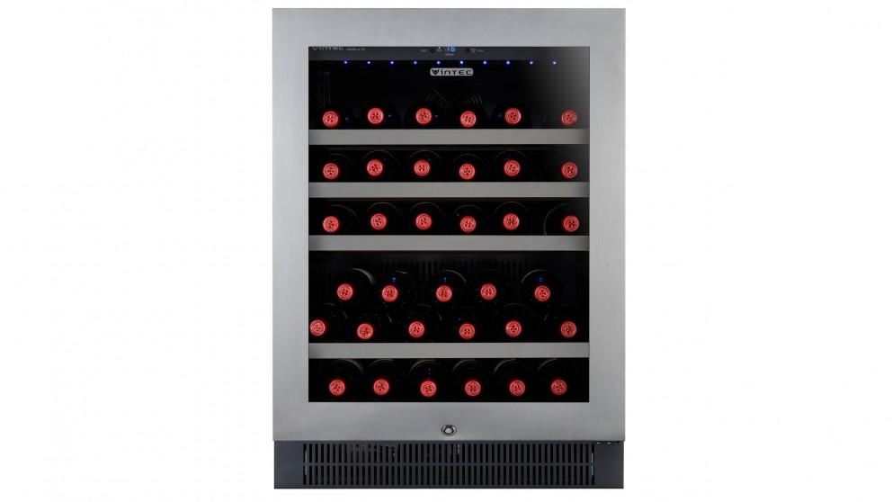 Vintec V40SGES3 50 Bottle Single Zone Wine Fridge