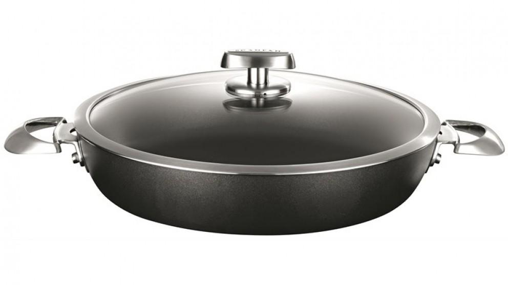 Scanpan PRO IQ 32cm/3.5L Covered Chef Pan