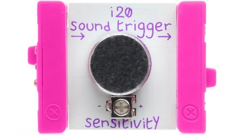 littleBits Input Bits Sound Trigger