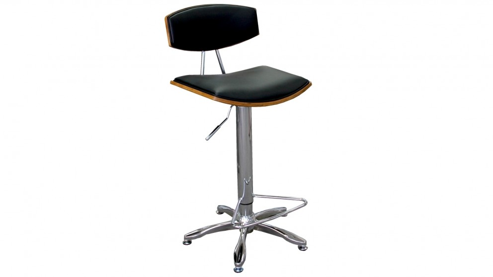 Storm Bar Stool - Black