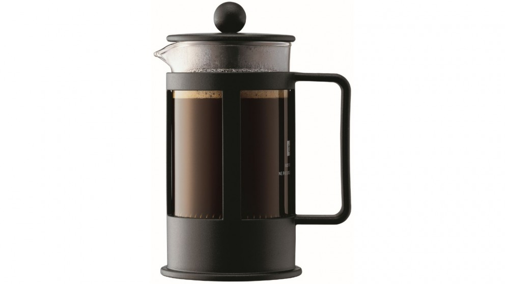 Bodum 350mL Kenya French Press Coffee Maker - Black