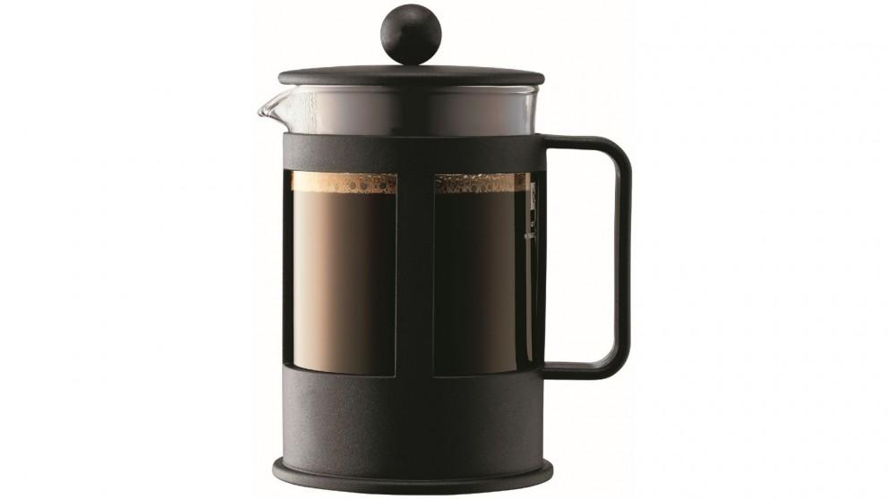 Bodum 500mL Kenya French Press Coffee Maker - Black