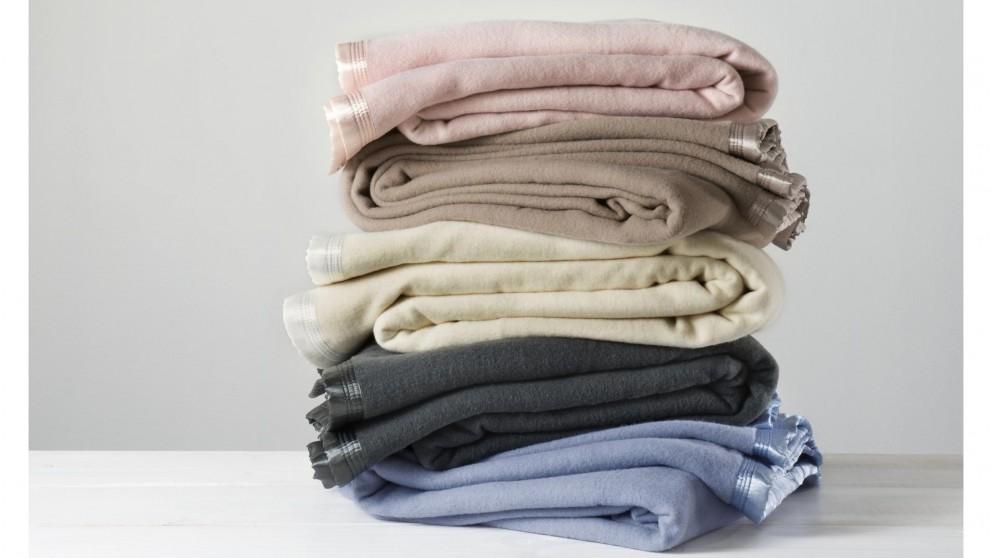 Bianca Australian Wool Blanket