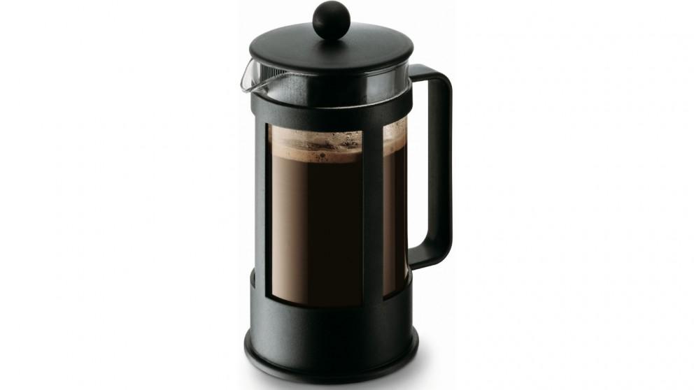 Bodum 1L Kenya French Press Coffee Maker - Black