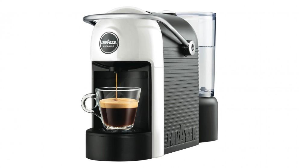 cheap lavazza a modo mio jolie espresso capsule coffee machine white harvey norman au. Black Bedroom Furniture Sets. Home Design Ideas