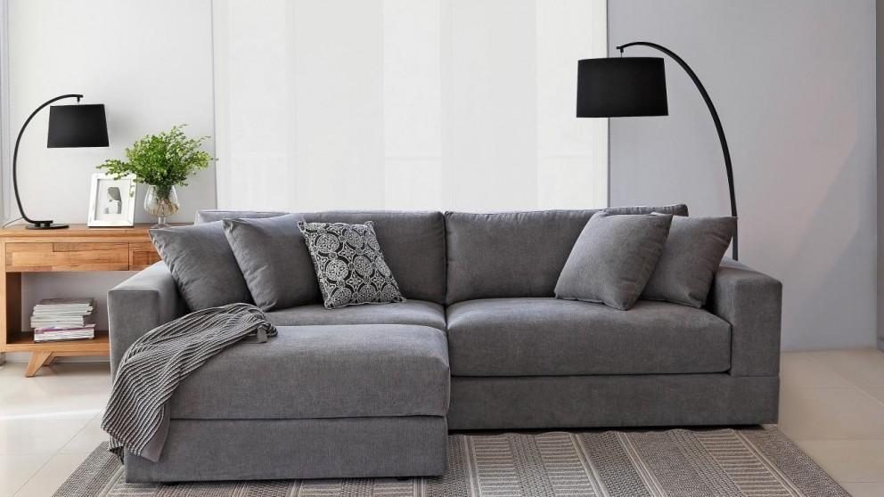 Modern Bathroom Designs Yield Big Returns In Comfort And: Buy Eastern 4 Seater Fabric Sofa