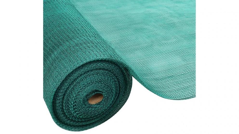 Instahut 1.83x10m Shade Sail Cloth - Green