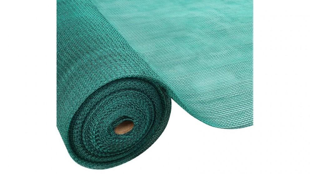 Instahut 1.83x20m UV Shade Sail Cloth - Green