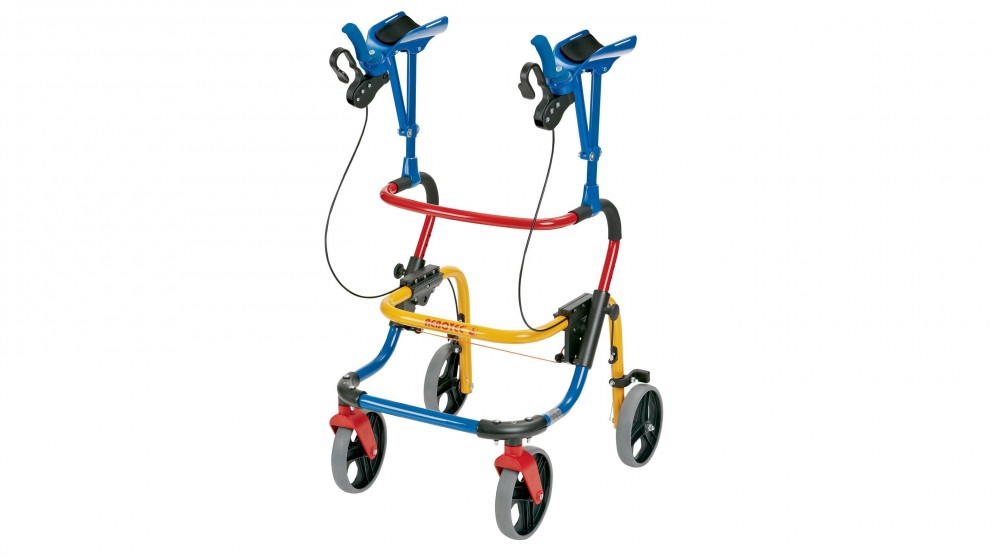 Rebotec Fox Yano - Anterior Walker for Kids with Forearm Support