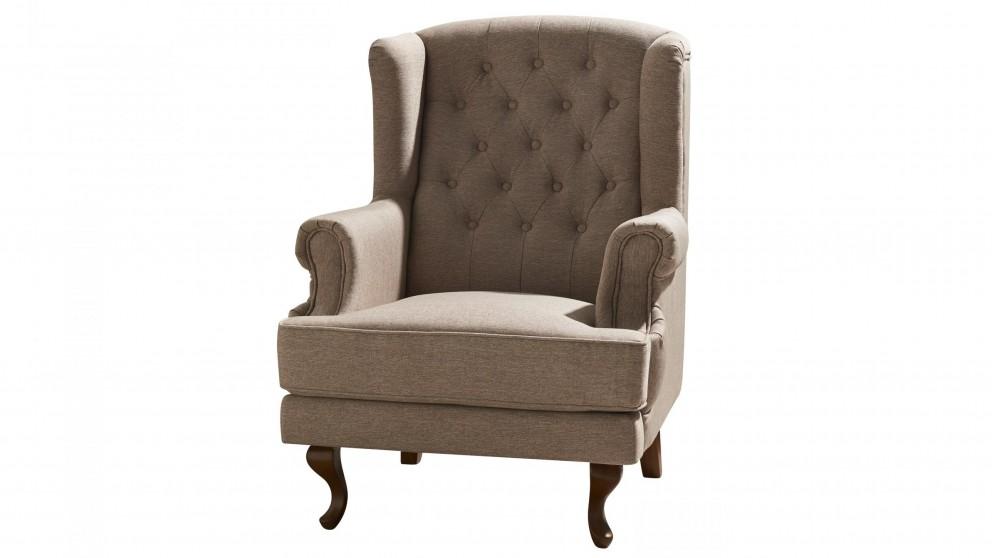 Labo Fabric Armchair