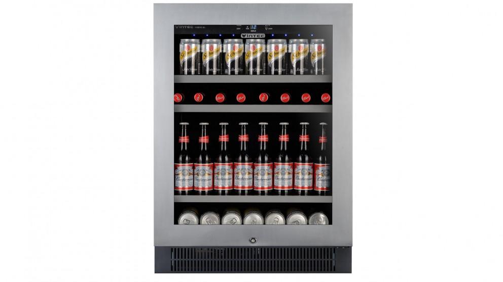 Vintec V40BVCS3 100 Cans Single Zone Beer Fridge