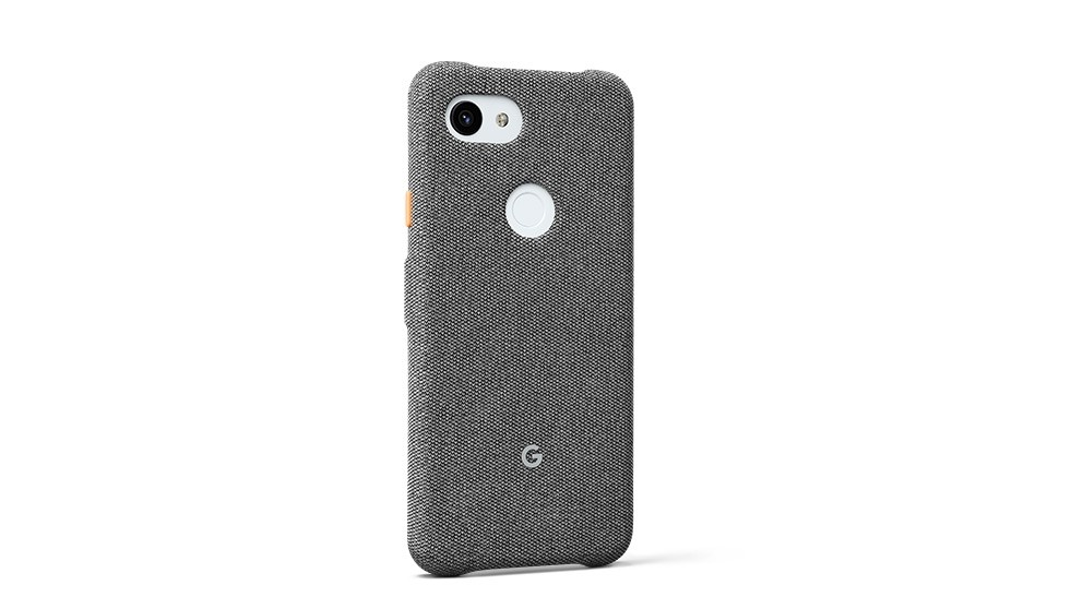 outlet store cd54b 4e851 Google Pixel 3a Fabric Phone Case - Grey