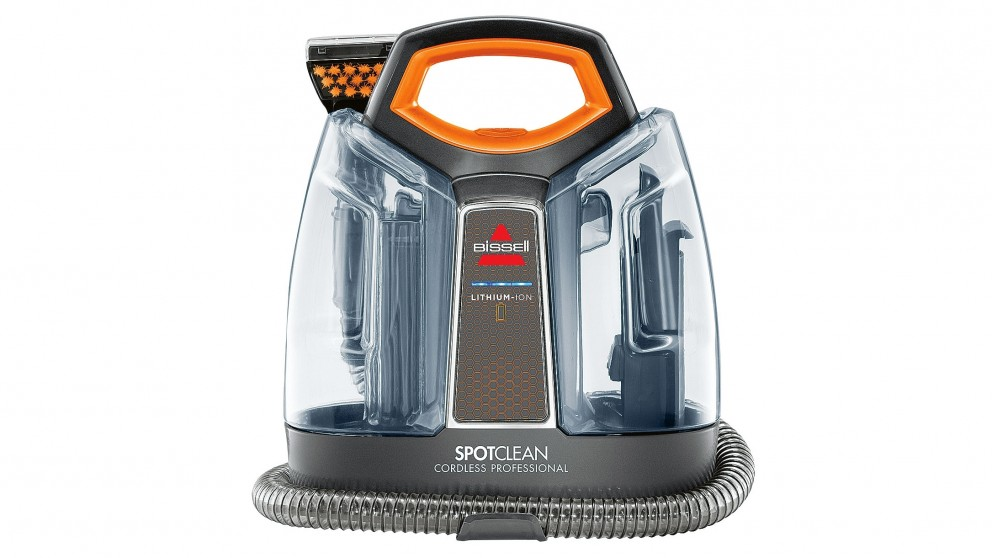 bissell spotclean cordless carpet and upholstery spot and stain cleaner