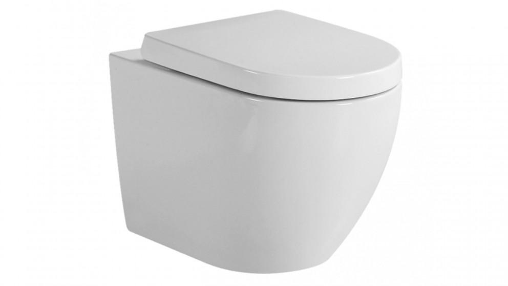 Verotti Luci Zero Wall Faced Toilet Suite