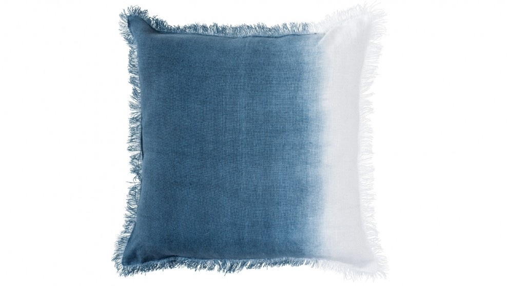 Cove Ombre Blue Cushion