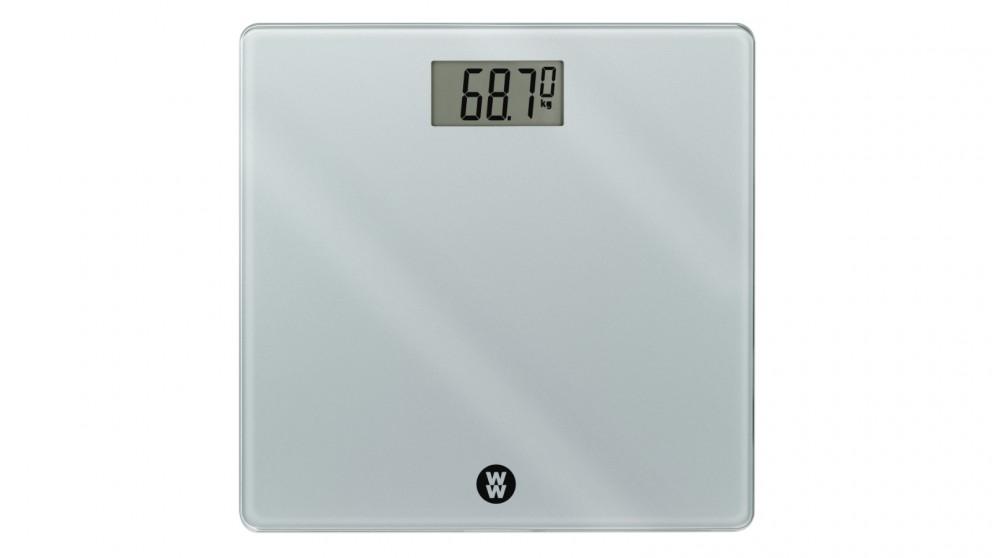 Ww Bathroom Digital Glass, Bathroom Weight Scales