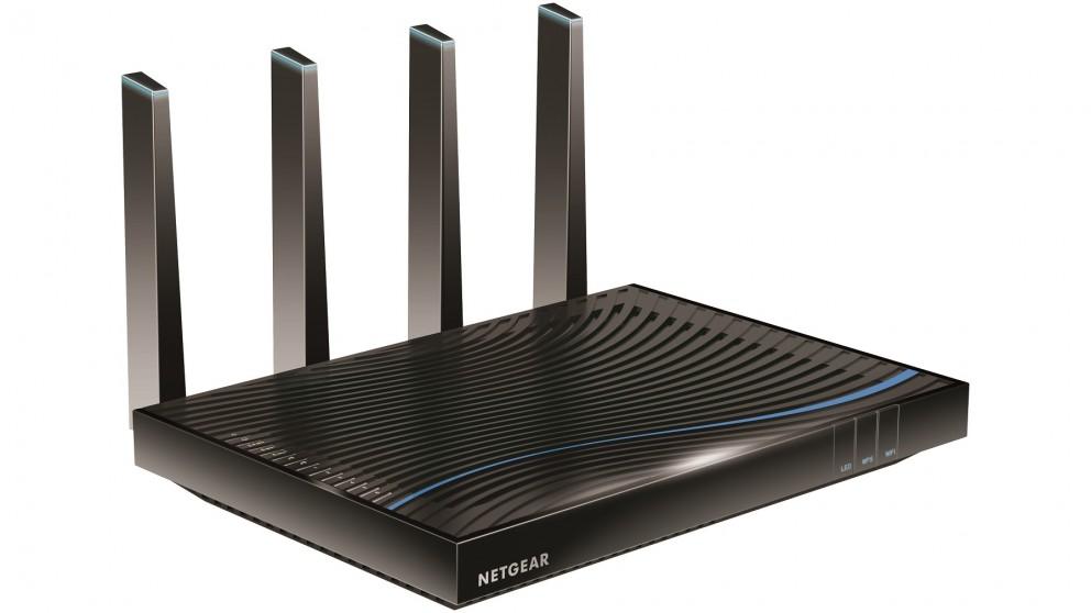 Netgear R8500 Nighthawk X8 Tri-Band Wi-Fi Router