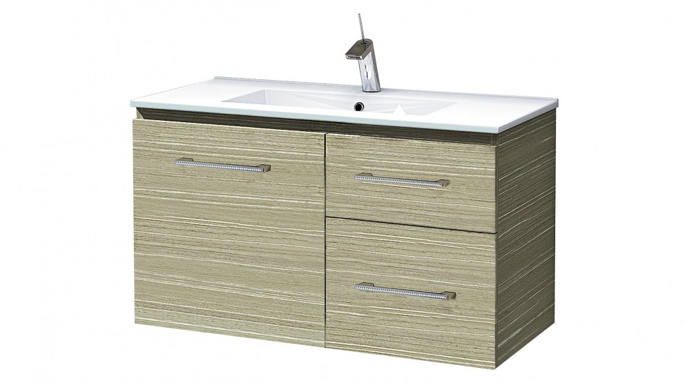 Timberline Flynn 800 Ensuite Wall Hung Vanity