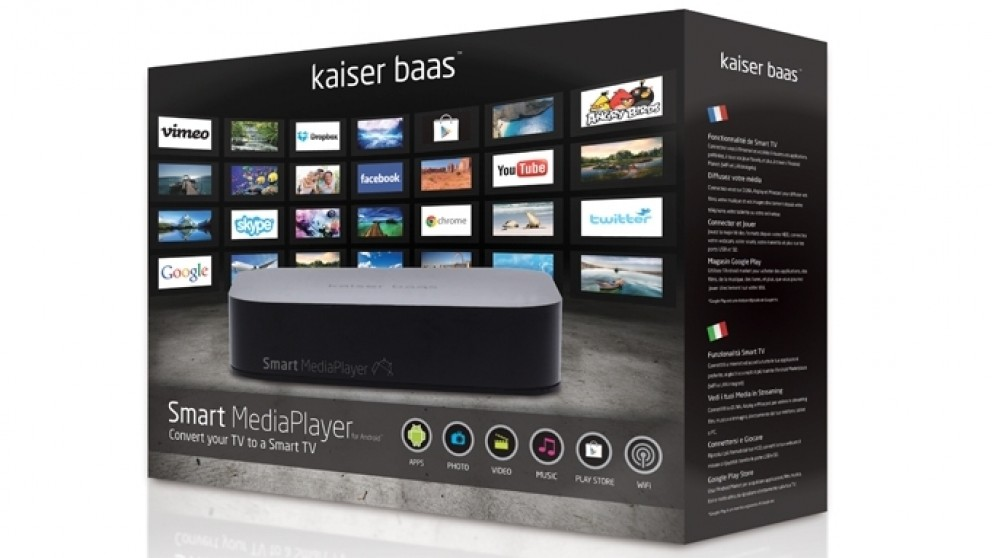 Kaiser Baas Smart Media Player