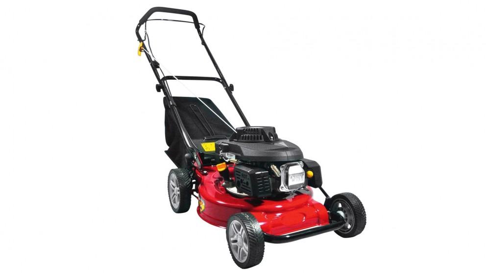 """Parklander 16"""" Steel Deck Petrol Lawn Mower"""
